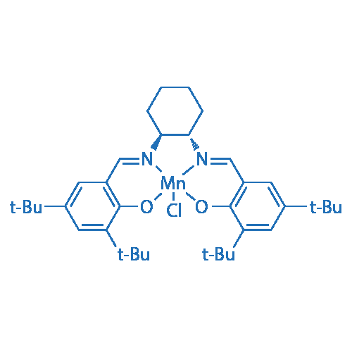 (S,S)-[N,N'-Bis(3,5-di-tert-butylsalicylidene)-1,2-cyclohexanediamine]manganese(III) chloride