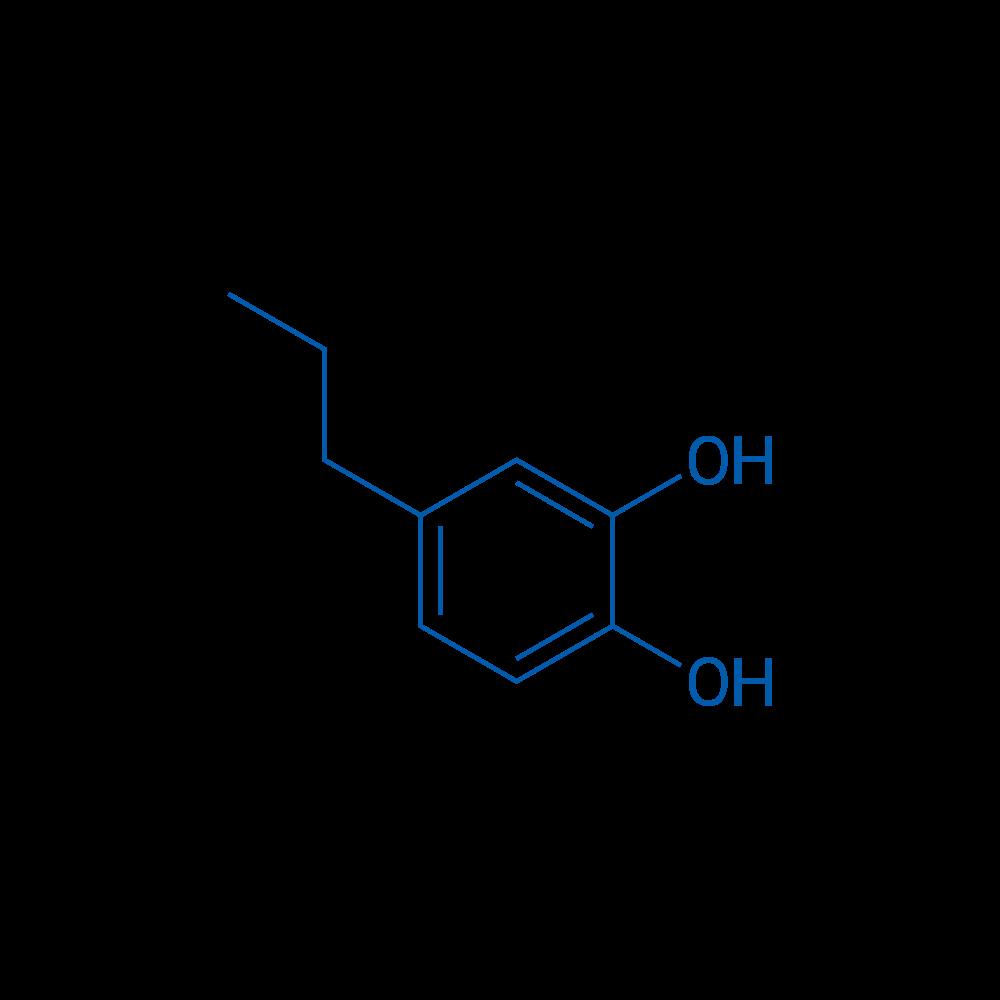 4-Propylbenzene-1,2-diol