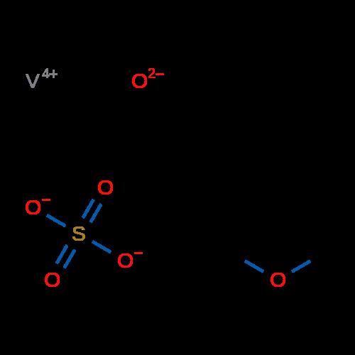 Vanadium(IV) oxide sulfate hydrate