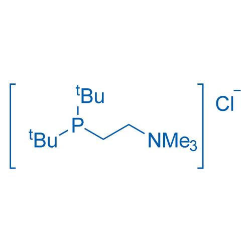 2-(Di-tert-butylphosphino)-N,N,N-trimethylethanaminium chloride