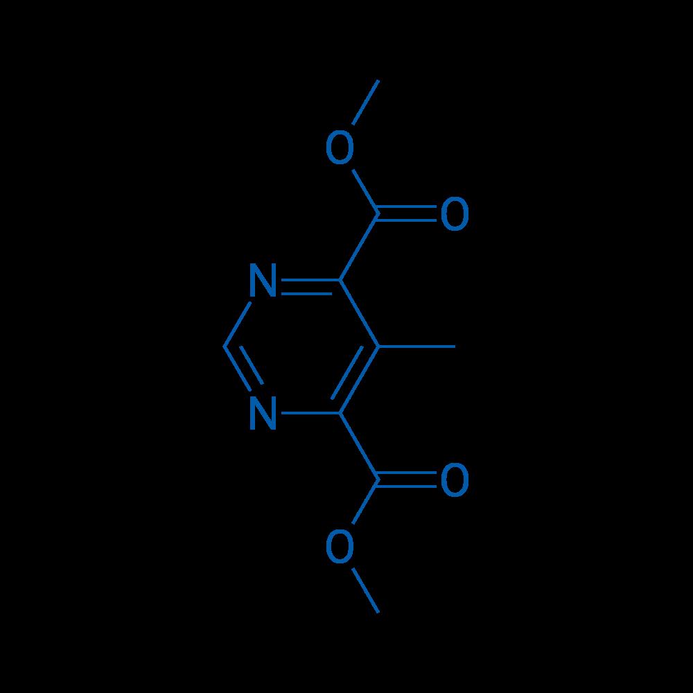 Dimethyl 5-methylpyrimidine-4,6-dicarboxylate