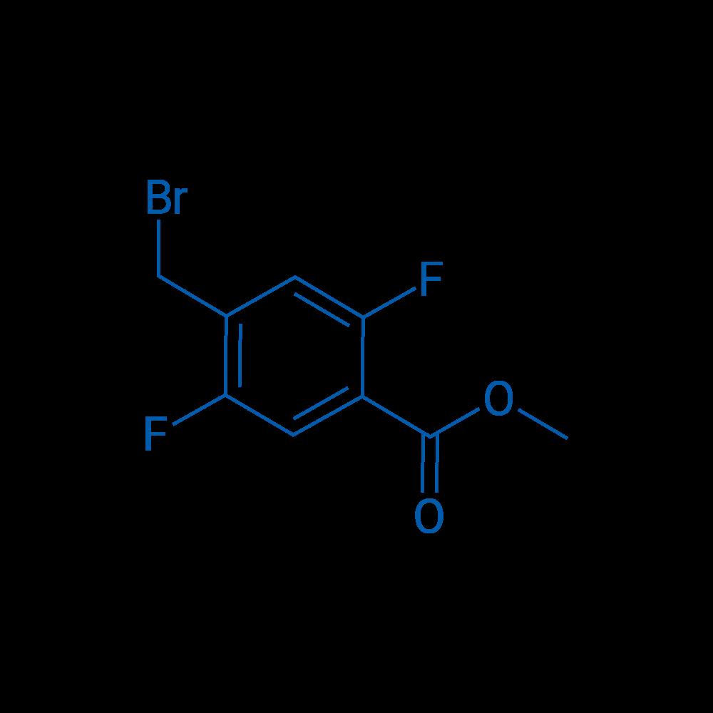 Methyl 4-(bromomethyl)-2,5-difluorobenzoate