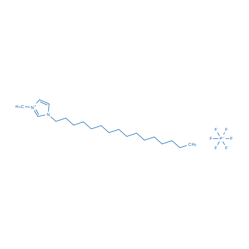 1-hexadecyl-3-methylimidazolium hexafluorophosphate
