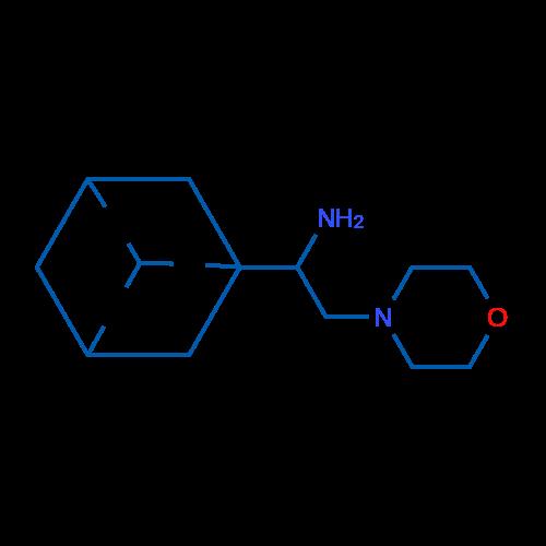 1-(Adamantan-1-yl)-2-morpholinoethanamine