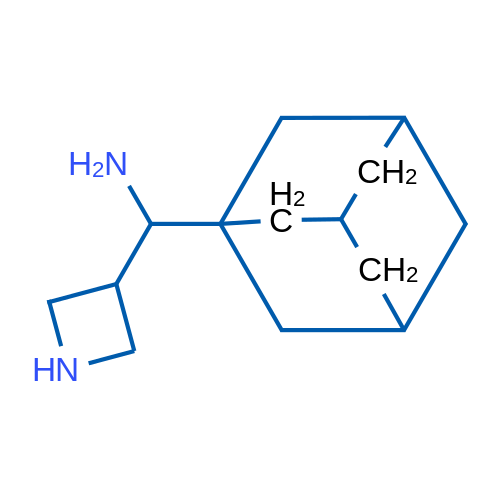 Adamantan-1-yl(azetidin-3-yl)methanamine