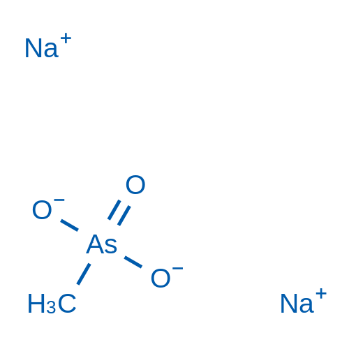 Sodium methylarsonate