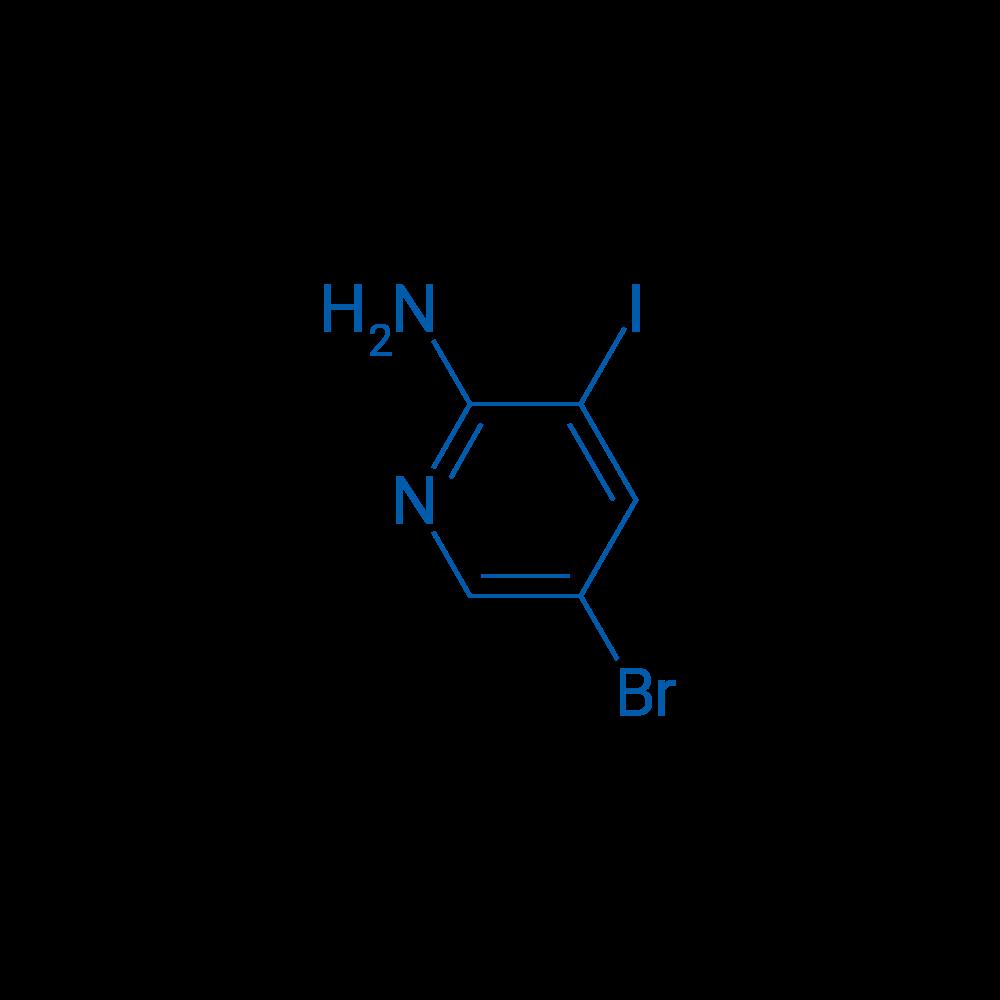 5-Bromo-3-iodopyridin-2-amine