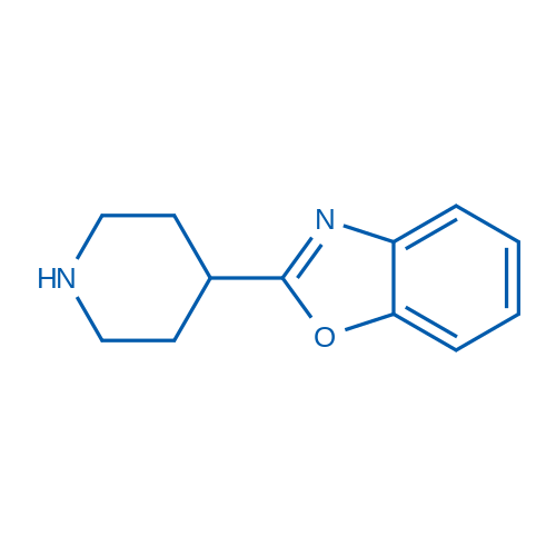 2-(Piperidin-4-yl)benzo[d]oxazole