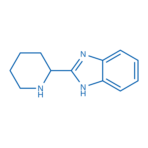 2-(Piperidin-2-yl)-1H-benzo[d]imidazole