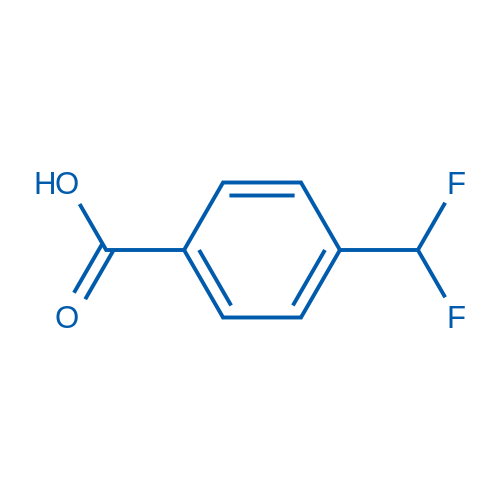 4-(Difluoromethyl)benzoic acid
