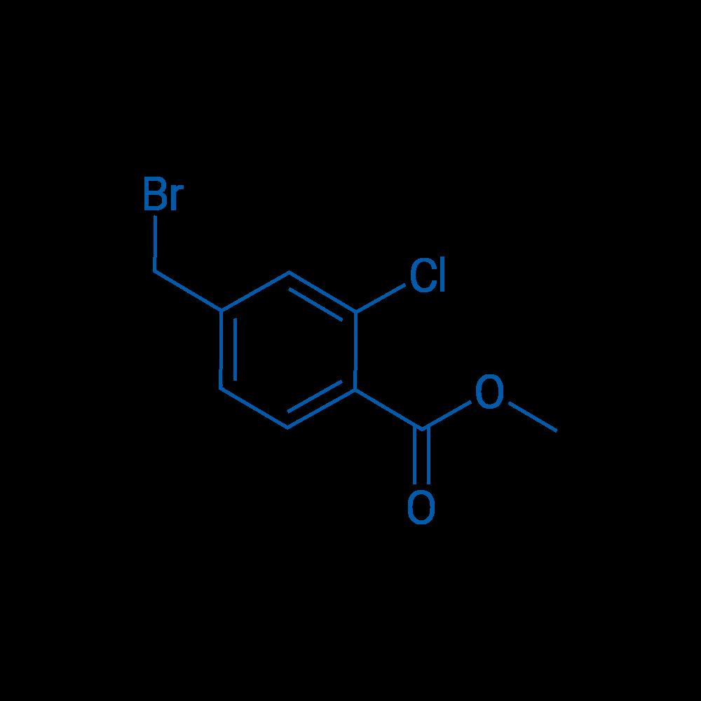 Methyl 4-(bromomethyl)-2-chlorobenzoate