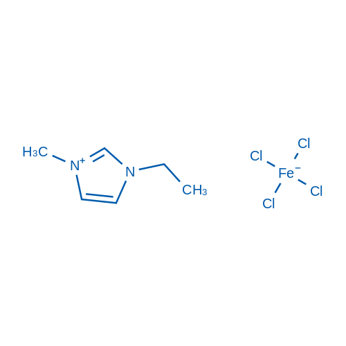 1-Ethyl-3-methyl-1H-imidazol-3-ium tetrachloroferrate(III)