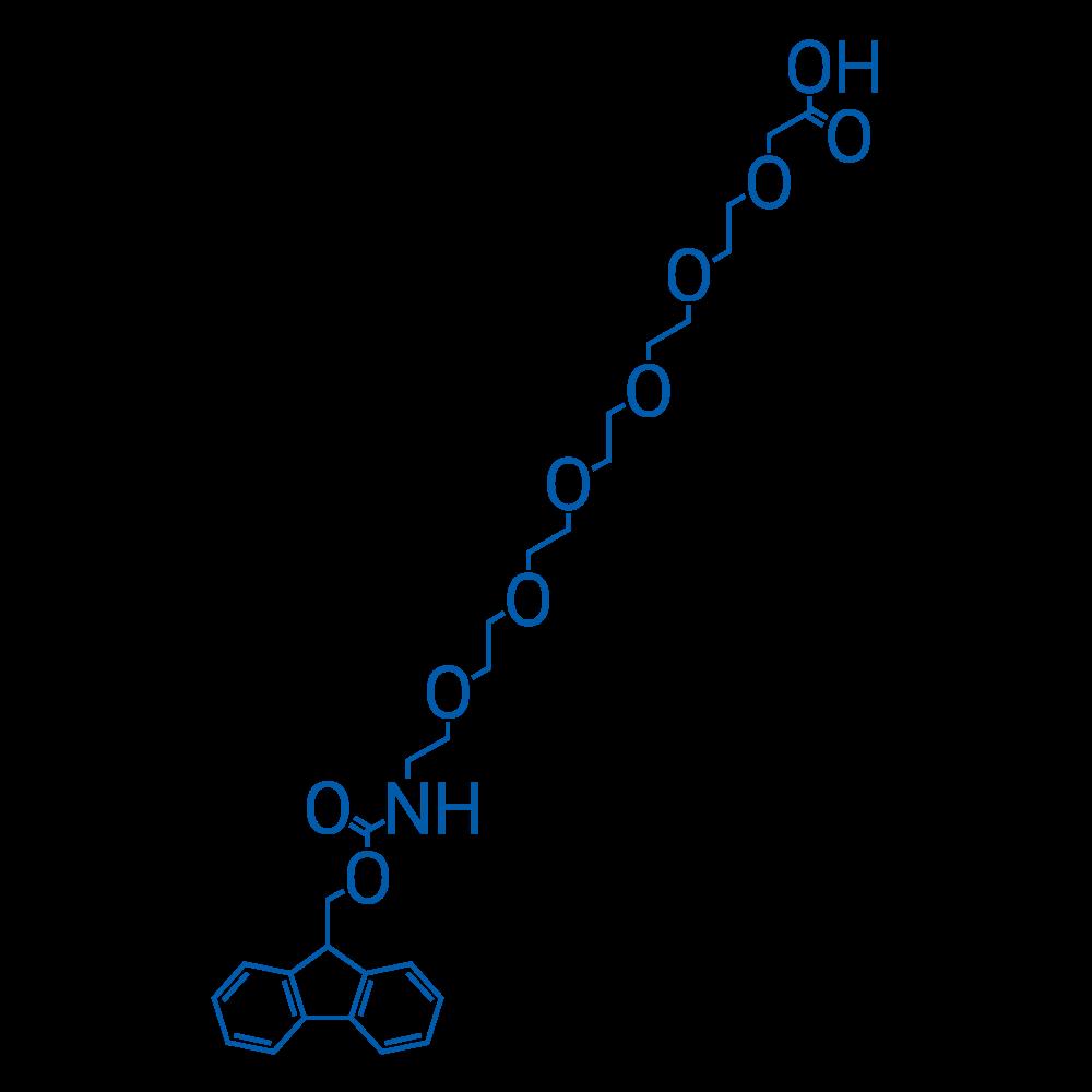 FMoc-nh-peg6-ch2cooh