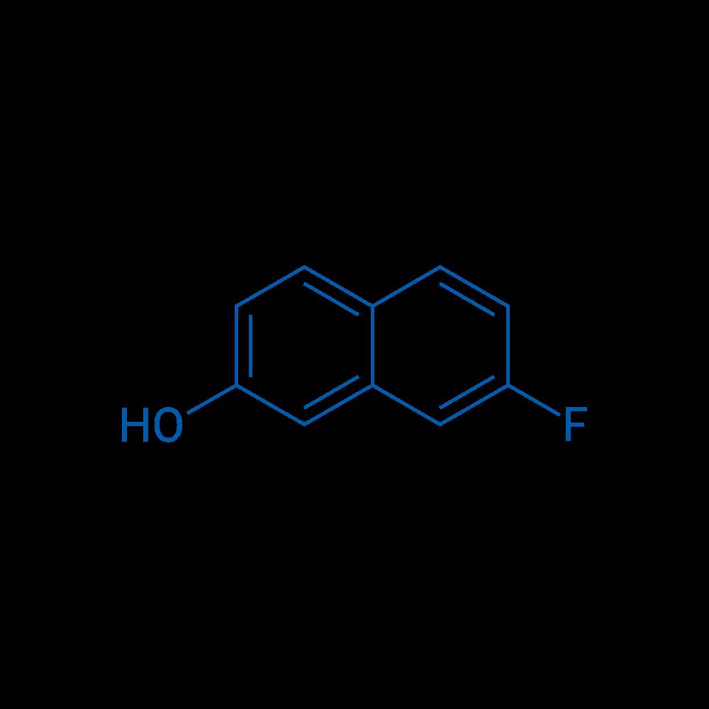 7-Fluoronaphthalen-2-ol