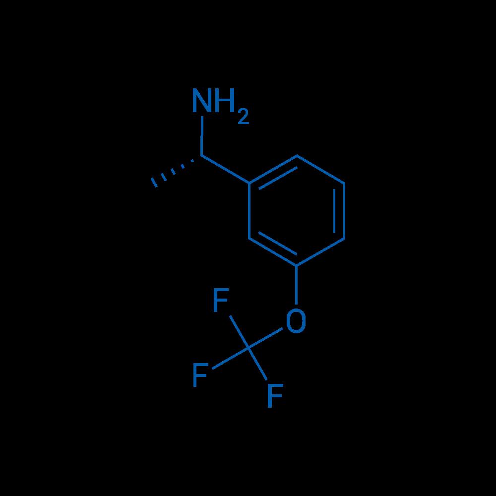 (S)-1-(3-(Trifluoromethoxy)phenyl)ethan-1-amine