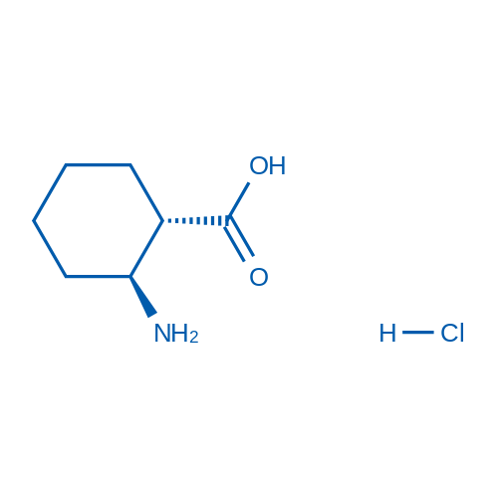 (1S,2S)-2-Aminocyclohexane-1-carboxylic acid hydrochloride