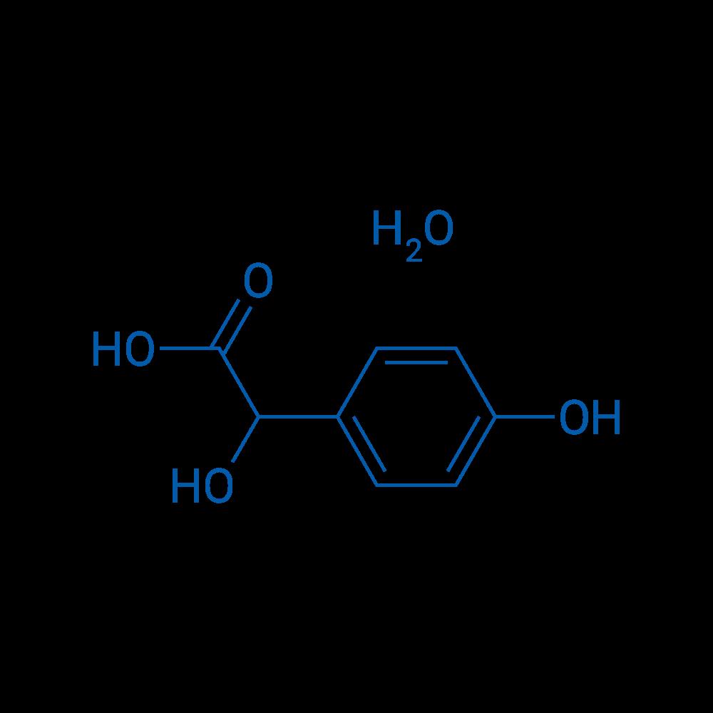 2-Hydroxy-2-(4-hydroxyphenyl)acetic acid hydrate