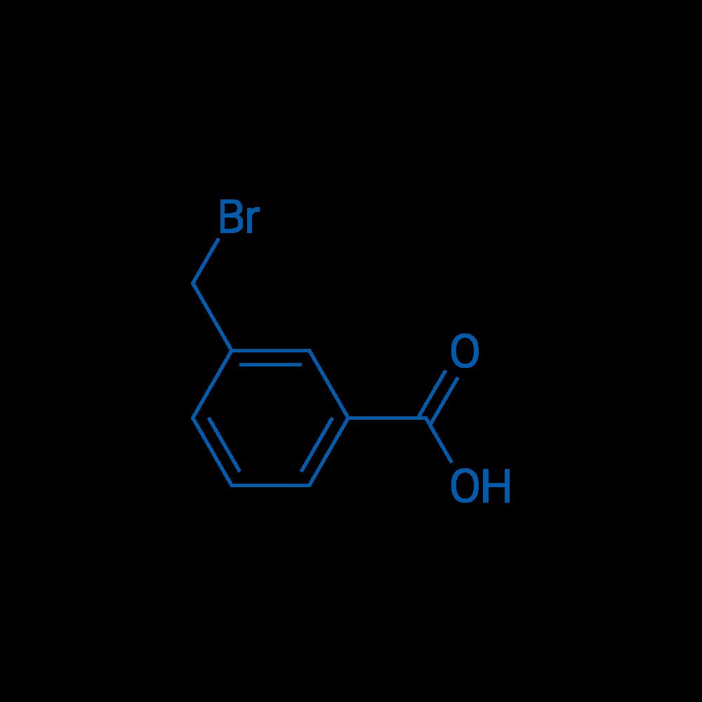 3-(Bromomethyl)benzoic acid