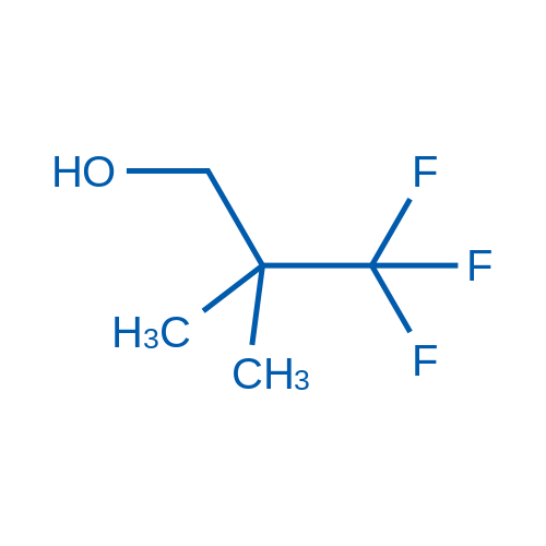 3,3,3-Trifluoro-2,2-dimethylpropan-1-ol