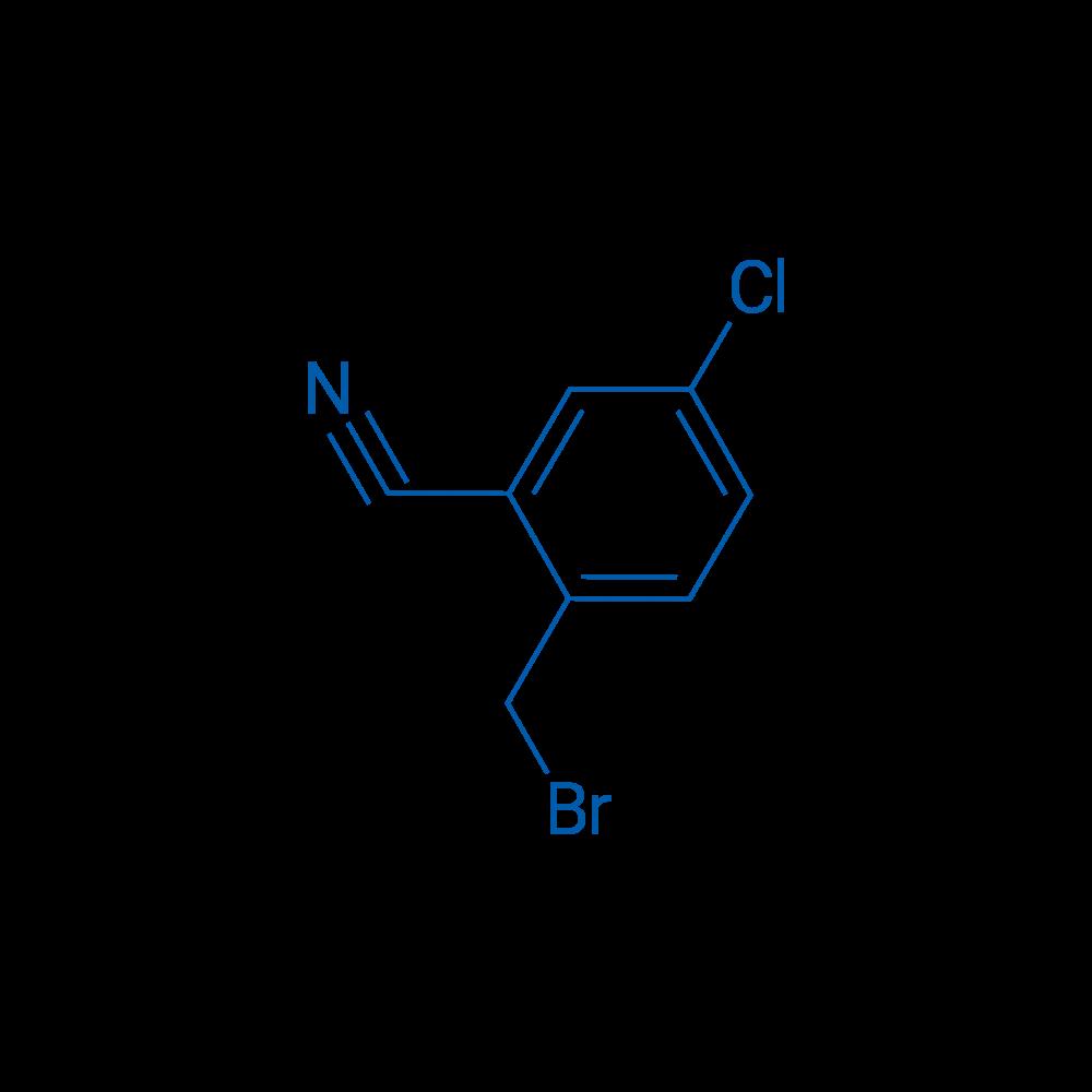 2-(Bromomethyl)-5-chlorobenzonitrile