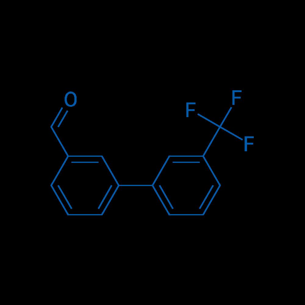 3'-(Trifluoromethyl)-[1,1'-biphenyl]-3-carbaldehyde
