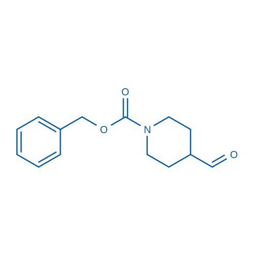 Benzyl 4-formylpiperidine-1-carboxylate