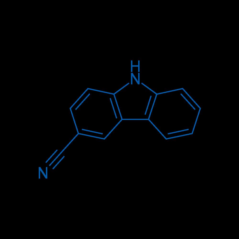 9H-Carbazole-3-carbonitrile
