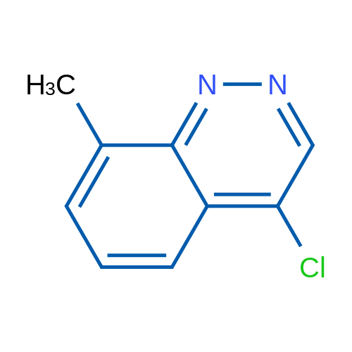 4-Chloro-8-methylcinnoline