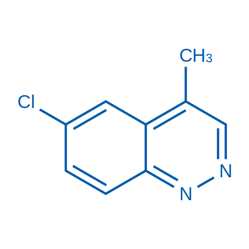 6-Chloro-4-methylcinnoline