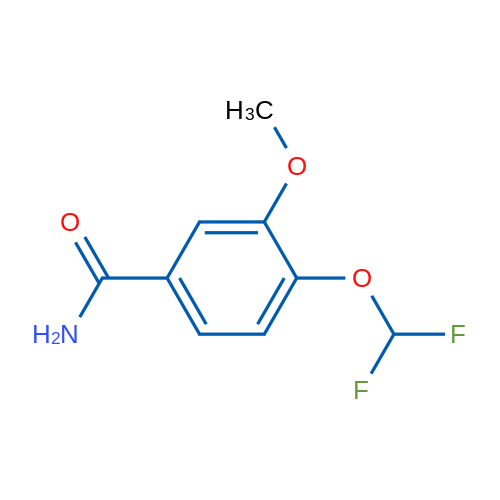 4-(Difluoromethoxy)-3-methoxybenzamide