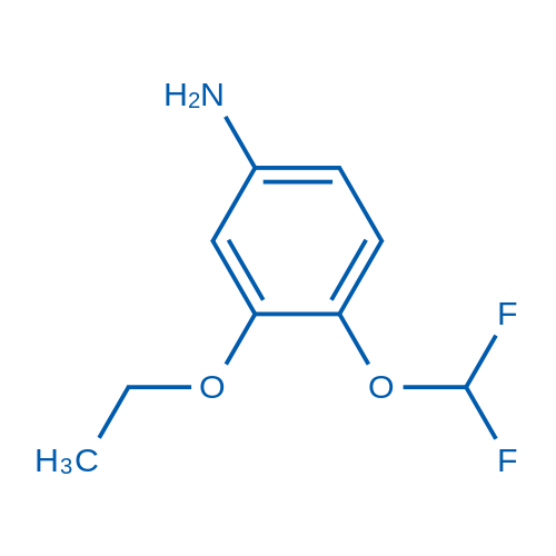 4-(Difluoromethoxy)-3-ethoxyaniline
