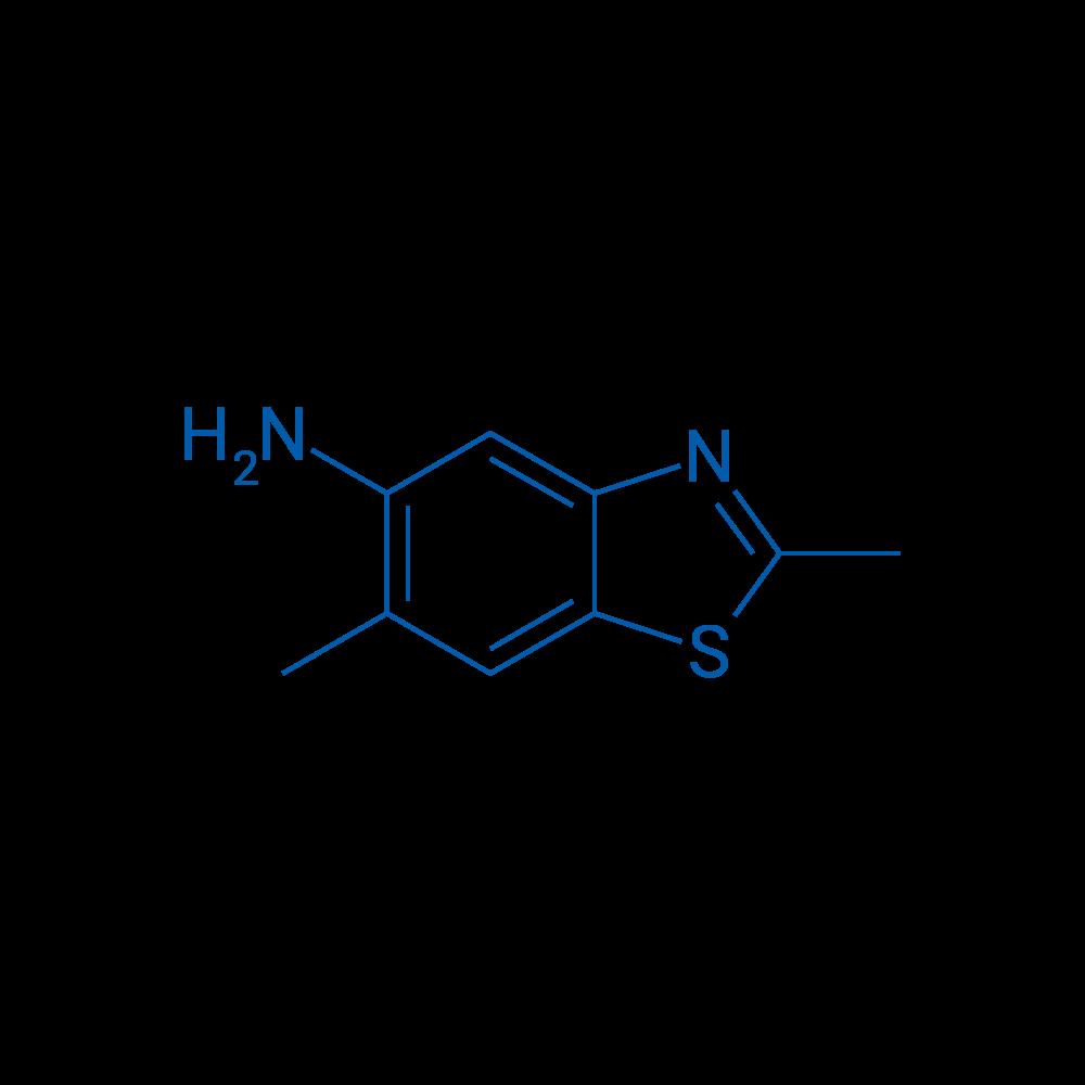 2,6-Dimethylbenzo[d]thiazol-5-amine