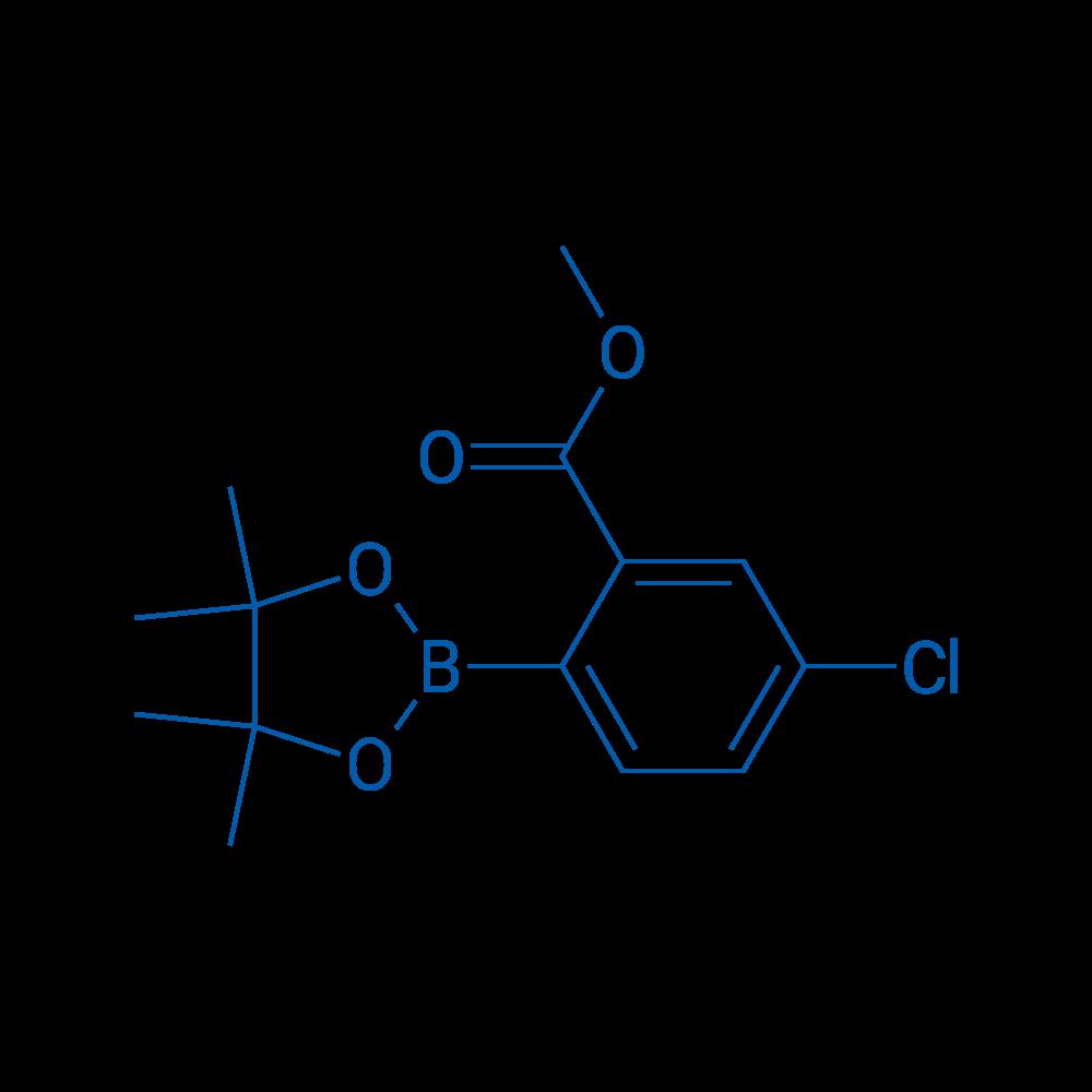 5-Chloro-2-(4,4,5,5-tetramethyl-[1,3,2]dioxaborolan-2-yl)benzoic acid methyl ester