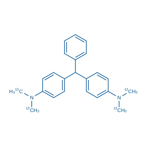 Leucomalachite green-methyl-13C4