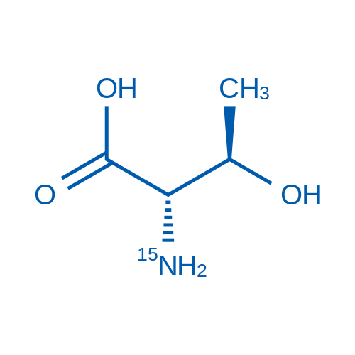 (2S,3R)-2-Amino-3-hydroxybutanoic acid-15N