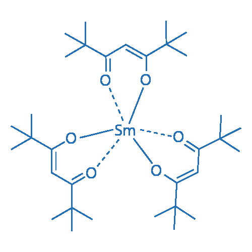 Tris(2,2,6,6-tetramethyl-3,5-heptanedionato)samarium(iii)