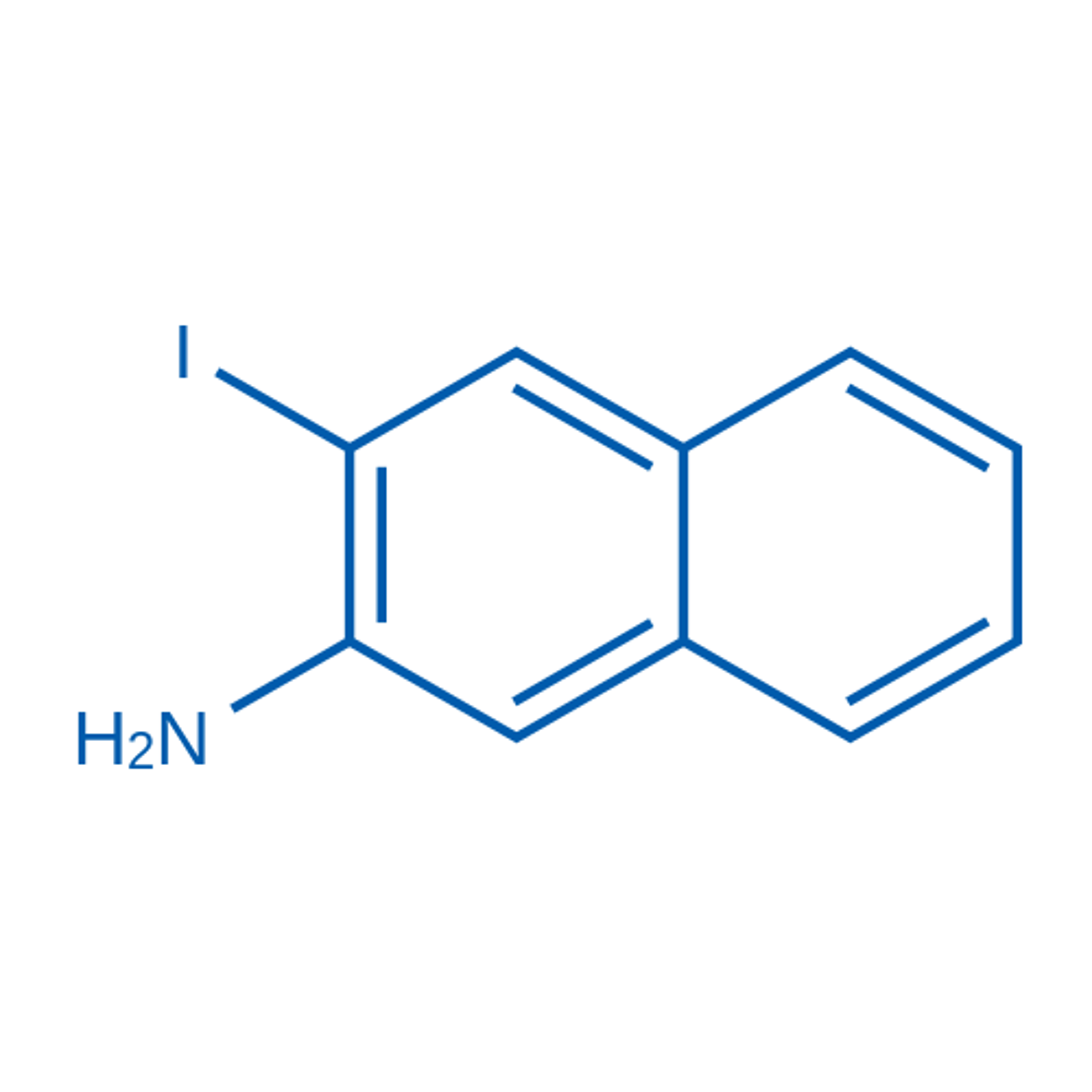 3-Iodonaphthalen-2-amine