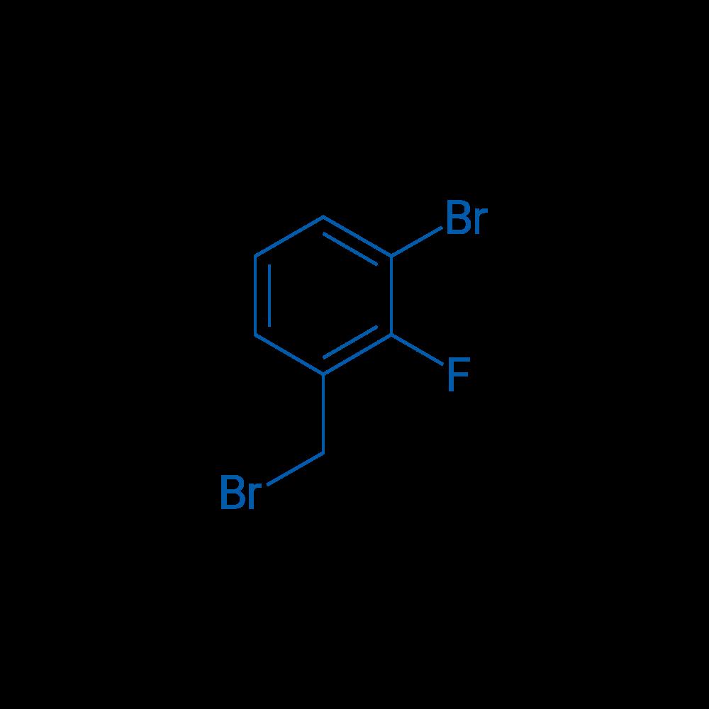 1-Bromo-3-(bromomethyl)-2-fluorobenzene