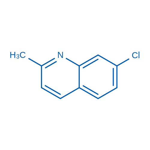 7-Chloro-2-methylquinoline