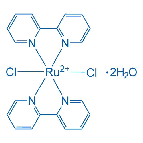 cis-Dichlorobis(2,2'-bipyridine)ruthenium (ii) dihydrate