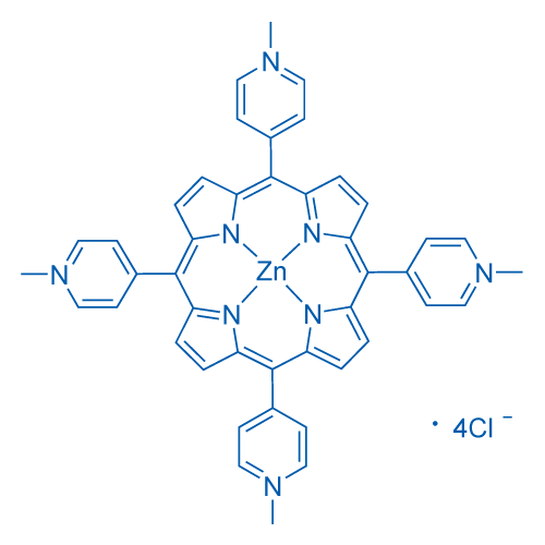 ZN(II) meso-Tetra (N-methyl-4-pyridyl) Porphine Tetrachloride
