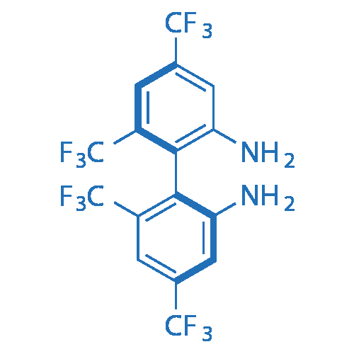(R)-4,4',6,6'-Tetrakis(trifluoromethyl)-[1,1'-biphenyl]-2,2'-diamine