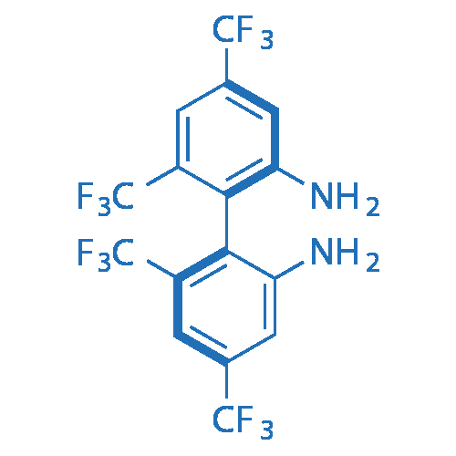 (S)-4,4',6,6'-Tetrakis(trifluoromethyl)-[1,1'-biphenyl]-2,2'-diamine