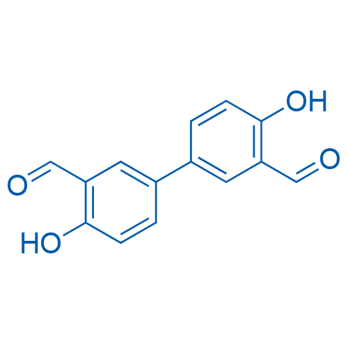 4,4'-Dihydroxy-[1,1'-biphenyl]-3,3'-dicarbaldehyde