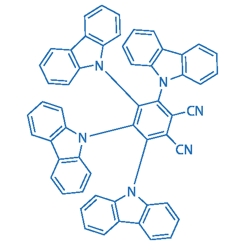 3,4,5,6-Tetra(9H-carbazol-9-yl)phthalonitrile