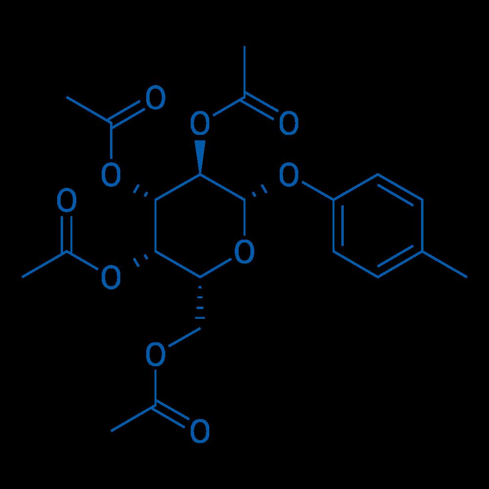 4-Methylphenyl tetra-O-acetyl-β-D-galactopyranoside