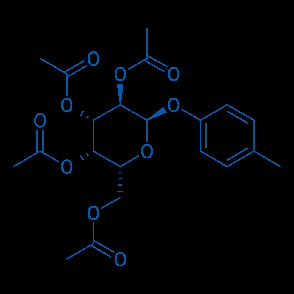 4-Methylphenyl tetra-O-acetyl-α-D-galactopyranoside