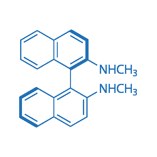 (R)-N2,N2'-Dimethyl-[1,1'-binaphthalene]-2,2'-diamine
