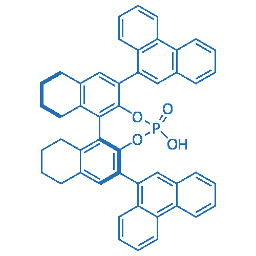 (11bS)-4-Hydroxy-2,6-di(phenanthren-9-yl)-8,9,10,11,12,13,14,15-octahydrodinaphtho[2,1-d:1',2'-f][1,3,2]dioxaphosphepine 4-oxide