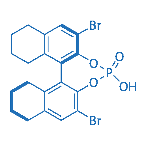 (11bR)-2,6-DibRomo-4-hydroxy-8,9,10,11,12,13,14,15-octahydrodinaphtho[2,1-d:1',2'-f][1,3,2]dioxaphosphepine 4-oxide